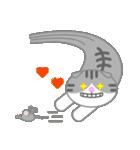 お元気ニャンズ(ねこ) 第2弾(個別スタンプ:04)