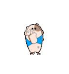 うざいぐらい挨拶代わりに告白するノボル(個別スタンプ:36)