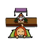 行事使い分けスタンプ(柴&パグ)(個別スタンプ:01)
