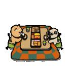 行事使い分けスタンプ(柴&パグ)(個別スタンプ:02)