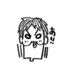 はいちゃんとシロー(個別スタンプ:03)