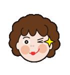おちゃめなキヨコさん(個別スタンプ:09)