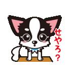関西弁チワワンスタンプ(個別スタンプ:09)