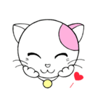 福猫の桜ちゃん(個別スタンプ:02)