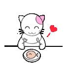 福猫の桜ちゃん(個別スタンプ:05)