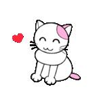 福猫の桜ちゃん(個別スタンプ:07)