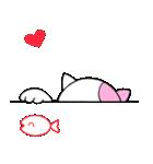 福猫の桜ちゃん(個別スタンプ:09)
