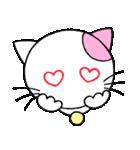 福猫の桜ちゃん(個別スタンプ:10)