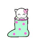 福猫の桜ちゃん(個別スタンプ:18)