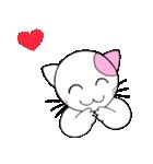 福猫の桜ちゃん(個別スタンプ:19)