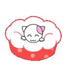 福猫の桜ちゃん(個別スタンプ:20)