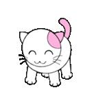 福猫の桜ちゃん(個別スタンプ:23)