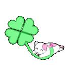 福猫の桜ちゃん(個別スタンプ:24)