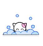 福猫の桜ちゃん(個別スタンプ:35)