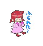 らびこ  恋愛編1(個別スタンプ:03)