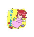 らびこ  恋愛編1(個別スタンプ:09)