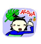 りきし君 ~おもひでの夏~(個別スタンプ:01)