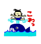 りきし君 ~おもひでの夏~(個別スタンプ:22)