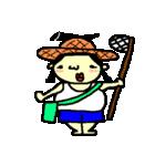 りきし君 ~おもひでの夏~(個別スタンプ:32)