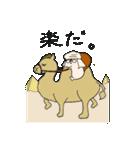 おとうりす 〜だじゃれ編〜(個別スタンプ:37)