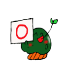 草もちちゃん(個別スタンプ:04)