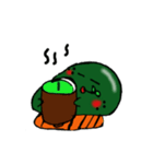 草もちちゃん(個別スタンプ:27)