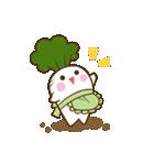 お野菜主婦(個別スタンプ:01)