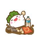 お野菜主婦(個別スタンプ:15)