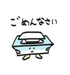 ふんわりティッシュくん(個別スタンプ:2)