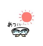 ふんわりティッシュくん(個別スタンプ:19)