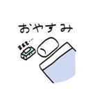 ふんわりティッシュくん(個別スタンプ:25)