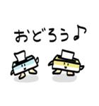 ふんわりティッシュくん(個別スタンプ:34)