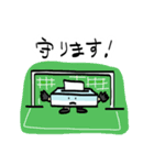 ふんわりティッシュくん(個別スタンプ:39)