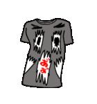 メッセージは、Tシャツで☆ ~基本編~(個別スタンプ:18)