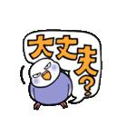 """""""セキセイインコの日常2"""" 鳥さんと一緒05(個別スタンプ:09)"""