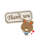 ありがとう&おめでとうスタンプ(個別スタンプ:08)
