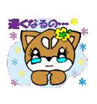 Lovely Puppy Vol.2 おりこう柴ちゃん(個別スタンプ:35)
