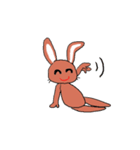 愛·癒しのウサギ1(個別スタンプ:11)