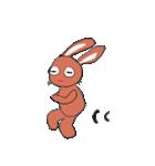 愛·癒しのウサギ1(個別スタンプ:17)