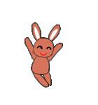 愛·癒しのウサギ1(個別スタンプ:20)