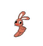 愛·癒しのウサギ1(個別スタンプ:24)