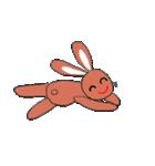 愛·癒しのウサギ1(個別スタンプ:25)