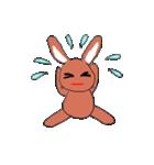 愛·癒しのウサギ1(個別スタンプ:29)