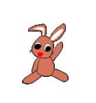 愛·癒しのウサギ1(個別スタンプ:33)
