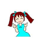 愛·癒しのお姉さん2(個別スタンプ:24)