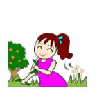 愛·癒しのお姉さん2(個別スタンプ:37)