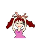 愛·癒しのお姉さん2(個別スタンプ:40)