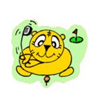 ラッキータイガー(個別スタンプ:03)