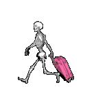 骨のスタンプ2(個別スタンプ:5)