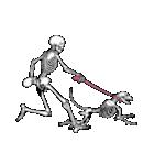 骨のスタンプ2(個別スタンプ:18)